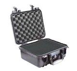 Pelican 1400S Hard Case with Foam - Silver