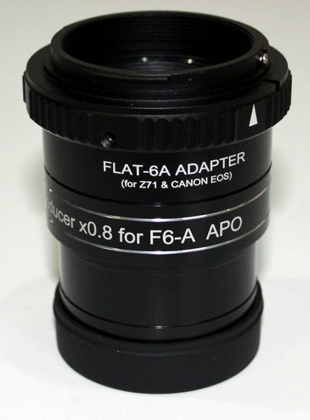 William Optics Flattener/ 0.8x Reducer for Z71 Refractors