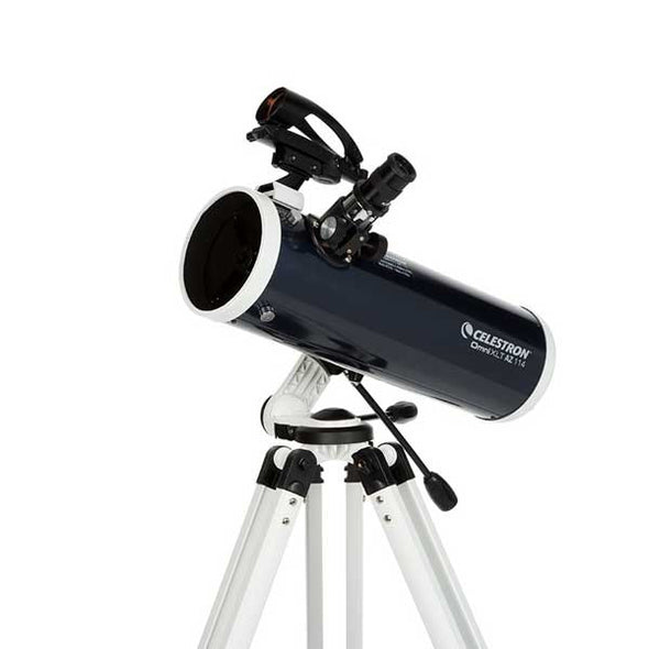 Celestron Omni XLT-AZ 114 Reflecting Telescope - DISCONTINUED