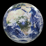 "OPT The Earth Ball 16"" Inflatible Globe"