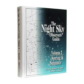 The Night Sky Observer's Guide - Spring/Summer