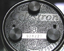"Bob's Knobs for Celestron 8"" SCT  - Standard"