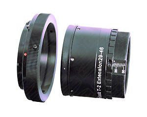 Baader VariLock 46 T2 Extension Tube 29-46mm