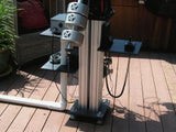 "Pier-Tech Pier-Tech 1 - 28"" Double-Beam Stationary Telescope Pier"