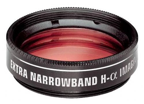 "Orion H-Alpha Extra Narrowband CCD Filter - 1.25"" Round Mounted"