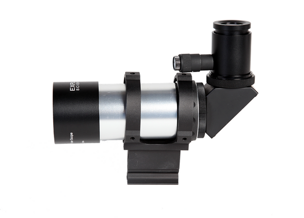 Explore Scientific 8 x 50 Finderscope - Illuminated, Right Angle