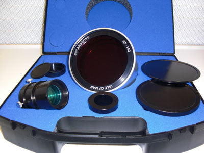 Solarscope SF-100 - 100mm 0.7A H-Alpha Solar Filter