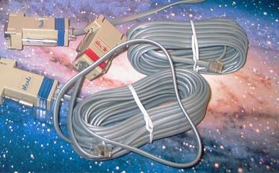 TPO RS232 Cable for Meade LX Series Telescopes - 50 Feet