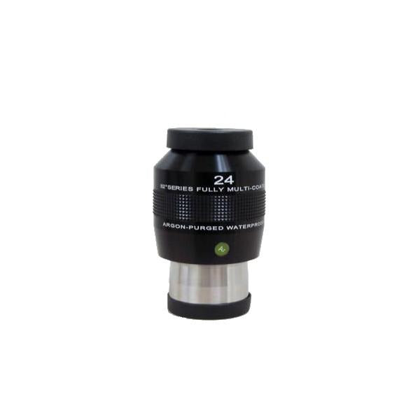 Explore Scientific 24mm 82 Degree Waterproof Argon-Purged Eyepiece - 2""