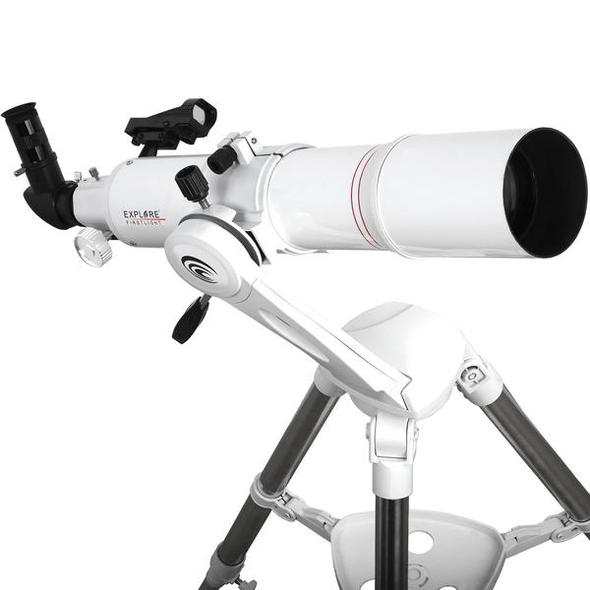 Open Box Explore Scientific AR80 Refractor on Nano Mount - UT-11718 - SOLD