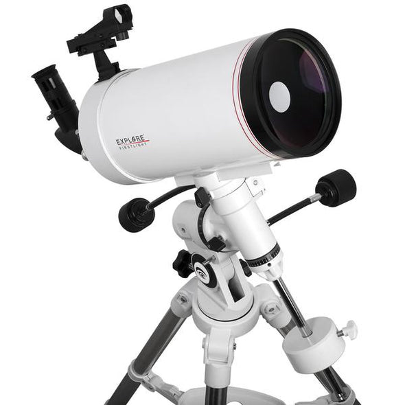 Explore Scientific FirstLight 127mm Mak-Cassegrain with EXOS Nano EQ3 Mount