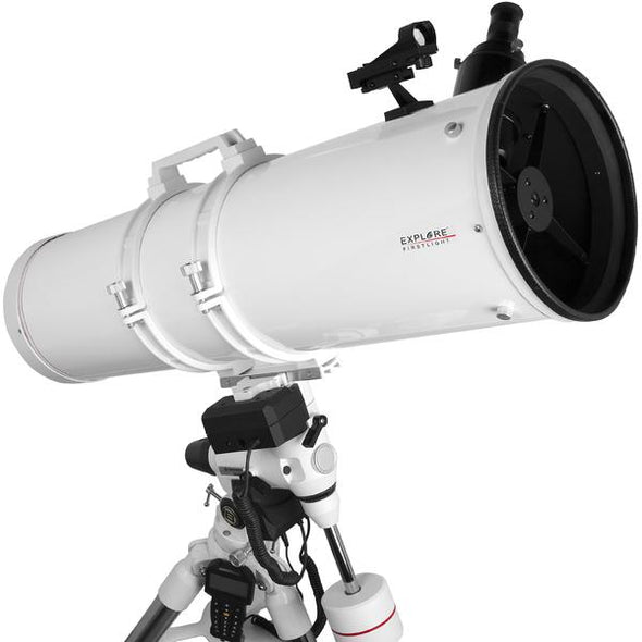 Explore Scientific Firstlight N203mm Newtonian with EXOS-2 Mount