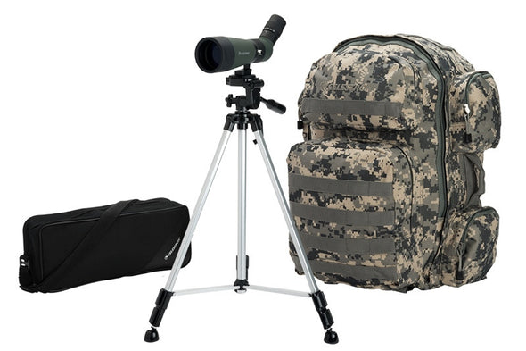 Celestron Landscout 60mm Spotting Scope and Backpack Kit