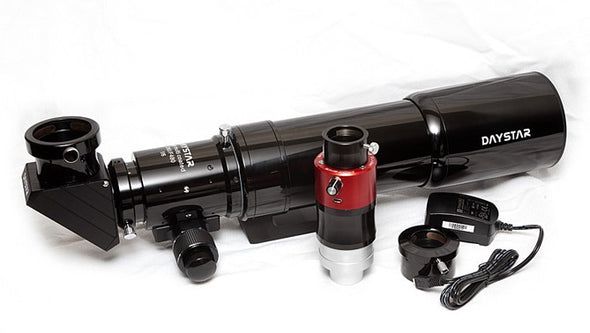Daystar 80mm Scope / Quark Bundle - Chromosphere Version