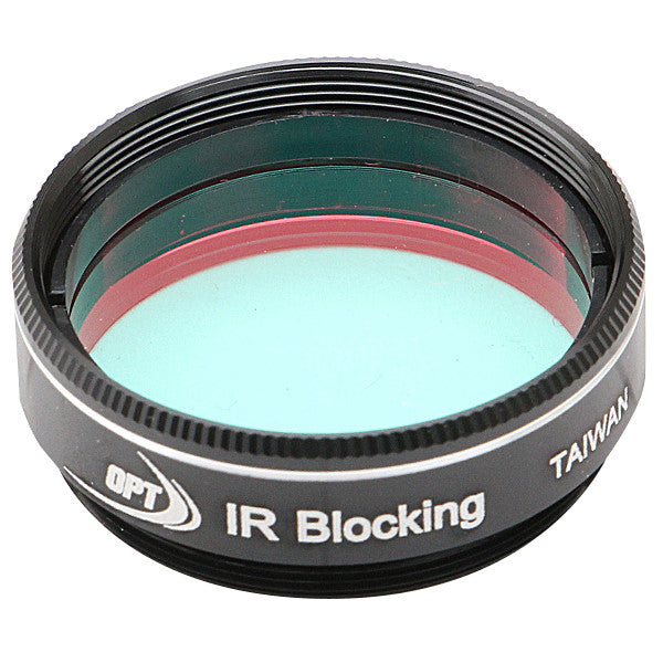 "TPO IR Blocking Filter & Case - 1.25"" Round Mounted"