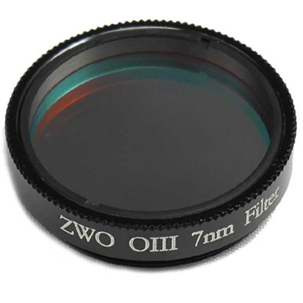 "ZWO 1.25"" OIII Filter - 7nm"