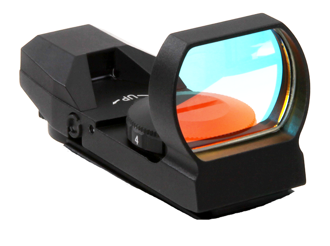 Used William Optics Red Dot Finder with Generic Quick Release Bracket