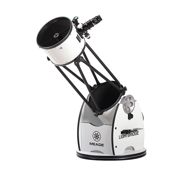"Meade 10"" Dobsonian LightBridge Telescope"
