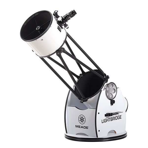 "Meade 12"" Dobsonian LightBridge Telescope"