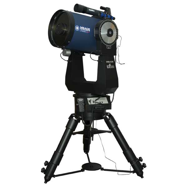 "Meade 16"" LX600 ACF f/8 Telescope with Starlock"