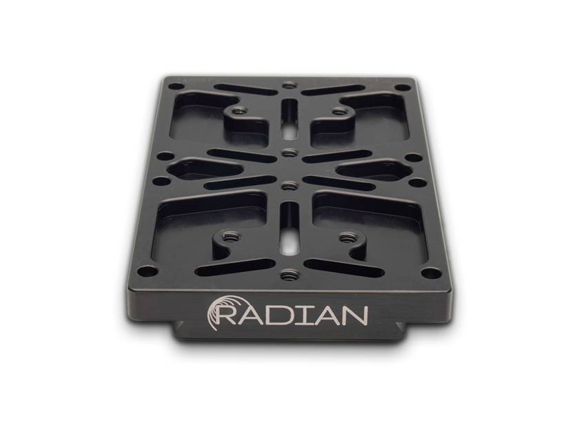 Used Radian Telescopes 6.5-inch Lightweight Universal D-Style Dovetail Bar