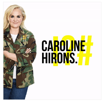 Caroline Hirons Show with Renee Rouleau