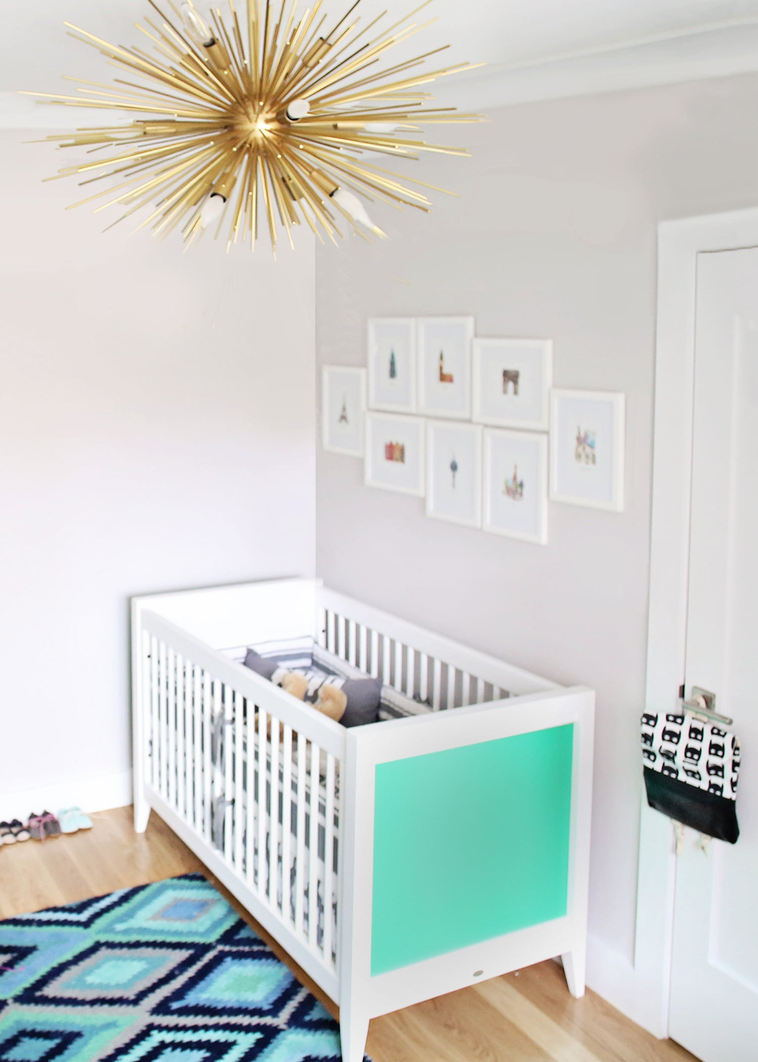 Our Favorite Green Nurseries and Children's Rooms