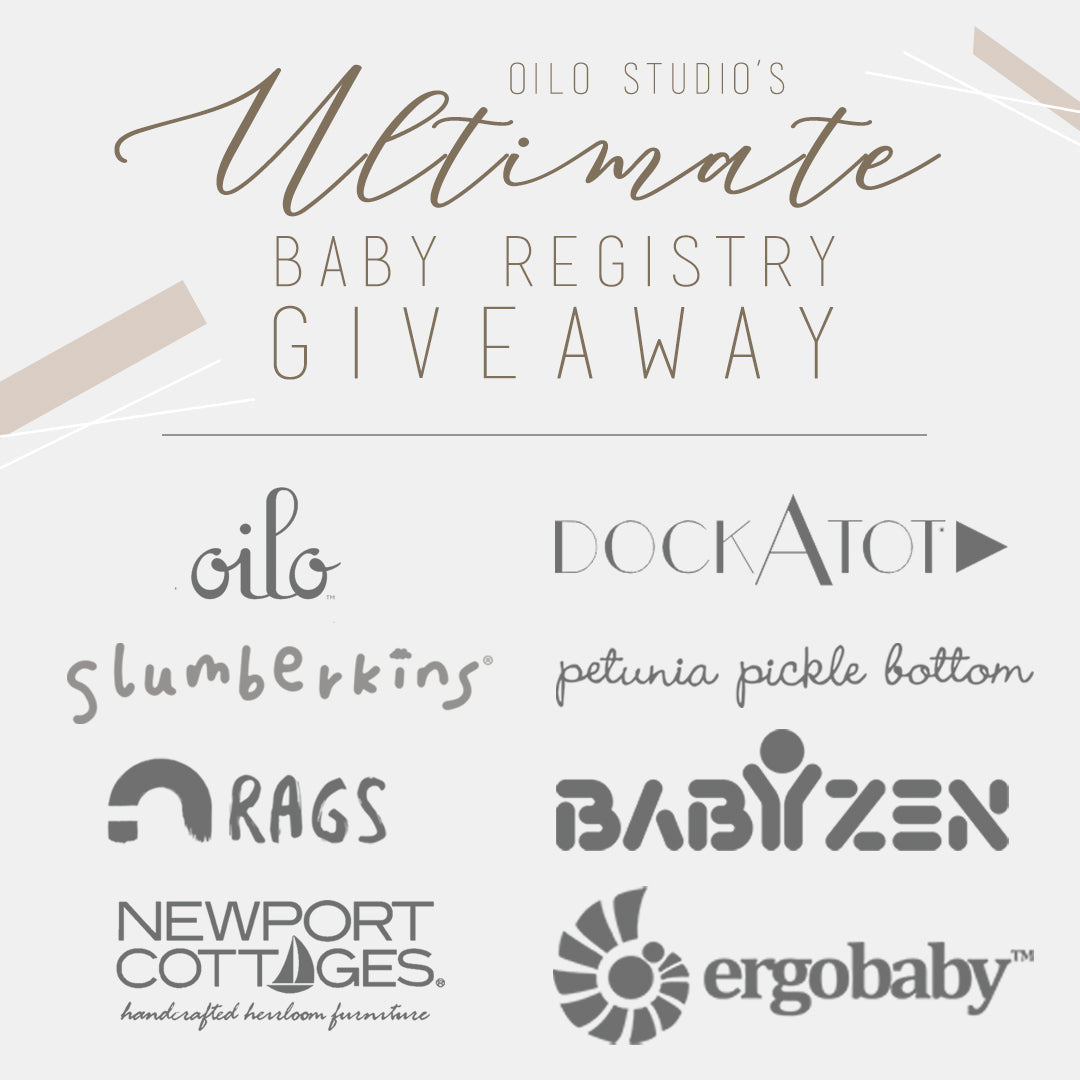 ULTIMATE BABY REGISTRY GIVEAWAY