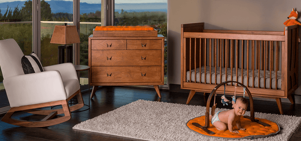 Midcentury Fox Nursery
