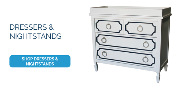 Newport Cottages Furniture Beverly Collection Dressers and Nightstands