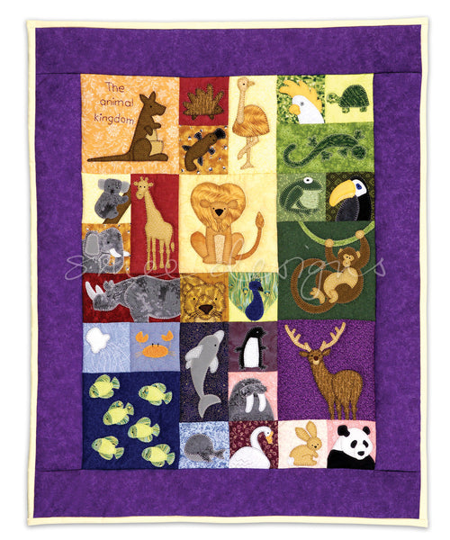 Animal Kingdom Quilt