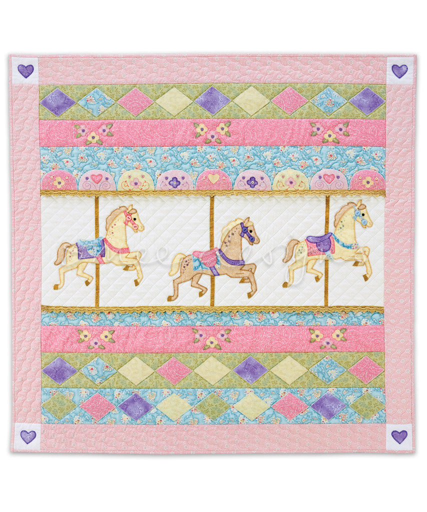 Carousel Quilt Smee Designs
