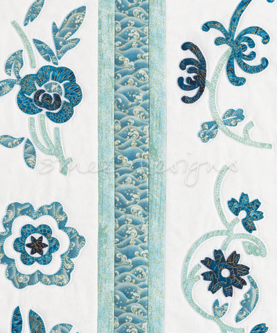China Blue Floral