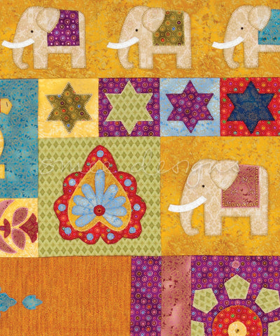 Indian Ornament Quilt