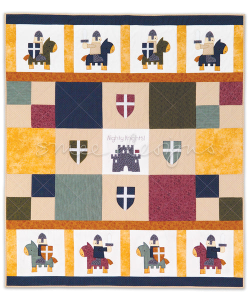 Nighty Knights Quilt