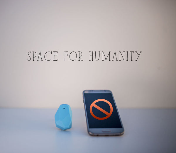 Space For Humanity beacon - Android - By Ransomly, Inc.