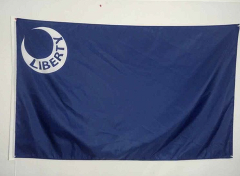 """Multrie"" 3'x5' Polyester Flag"