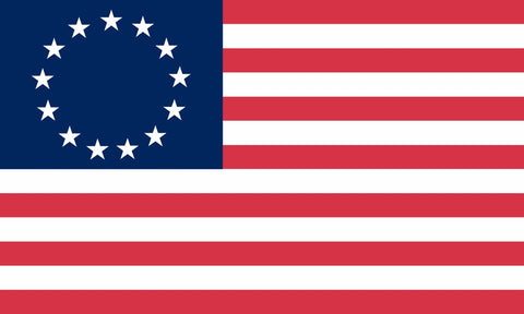 """Betsy Ross"" 3'x5' Polyester Flag"