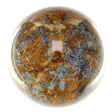 Petersite (Pietersite) Spheres from South Africa