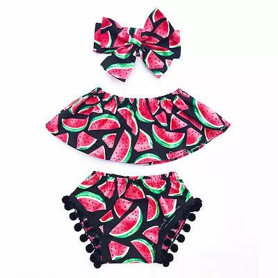 Candy Watermelon Set - Little Mr & Mrs Cheeky Pty Ltd