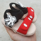 It's Summer with M&M - Hard Soles - Little Mr & Mrs Cheeky Pty Ltd