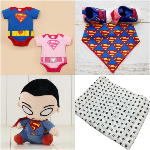 Super  Baby - Gift Package (boy or girl)