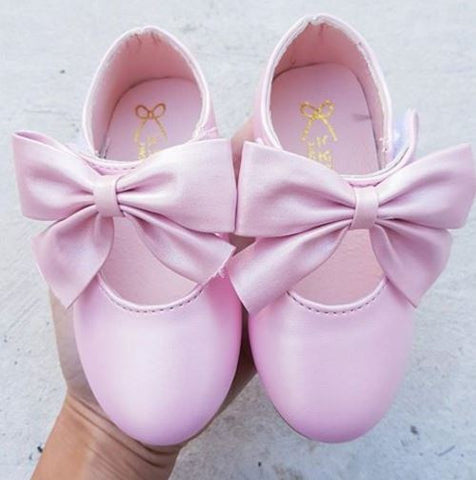 Alice Bow Shoes - Toddler