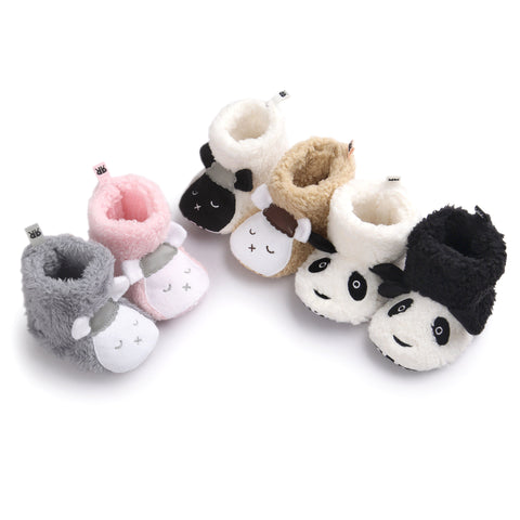 Animal Farm Slippers - Little Mr & Mrs Cheeky Pty Ltd