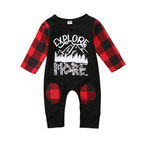 Explore More Adventure Romper (6 months - 4 years)