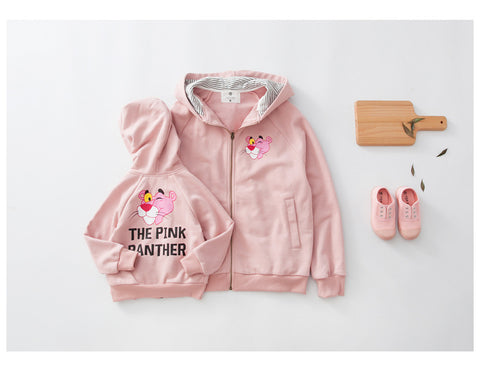 Pink Panther Matching Jackets - Matchy Matchy - Little Mr & Mrs Cheeky Pty Ltd