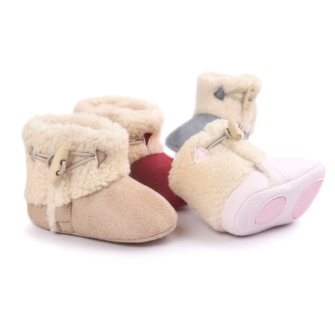 Toasty Boots - Little Mr & Mrs Cheeky Pty Ltd