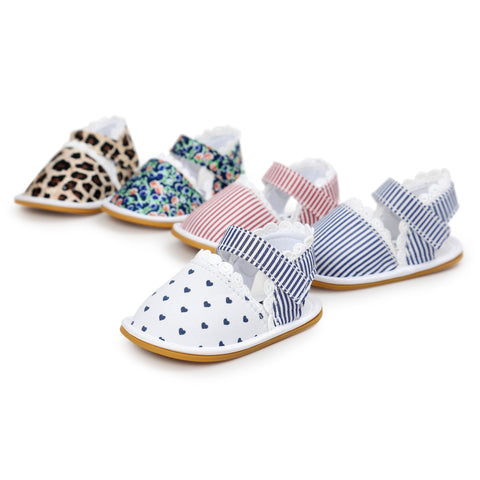 She's So Classic Sandals  - Hard Soles - Little Mr & Mrs Cheeky Pty Ltd