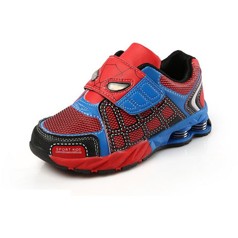 Spider Spring Sneakers - Toddler - Little Mr & Mrs Cheeky Pty Ltd