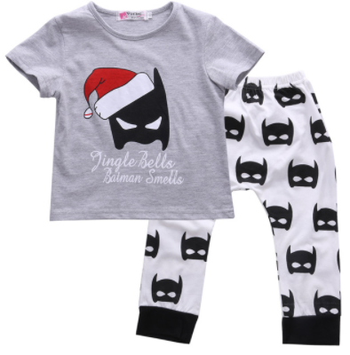 Jingle Bells - Batman Smells Set - Little Mr & Mrs Cheeky Pty Ltd